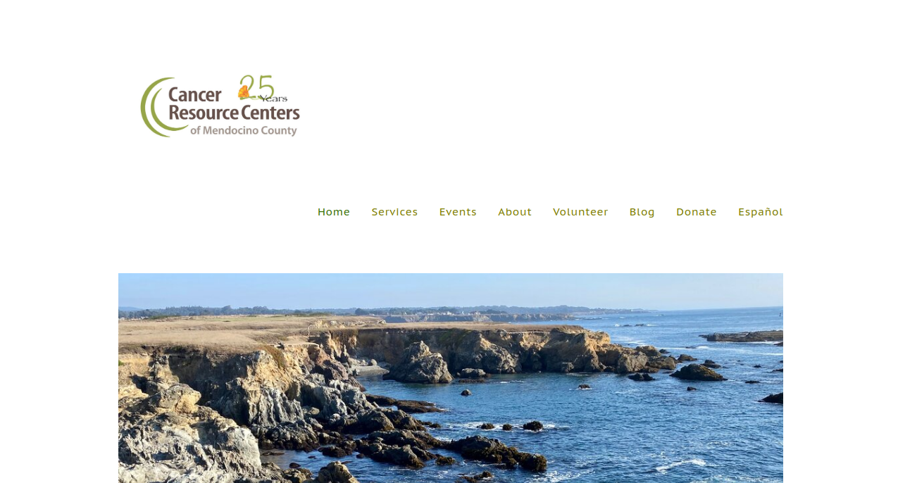 Cancer Resource Centers Website Screenshot