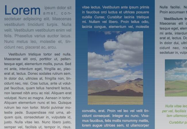 Free Libreoffice Template Flyer Brochure